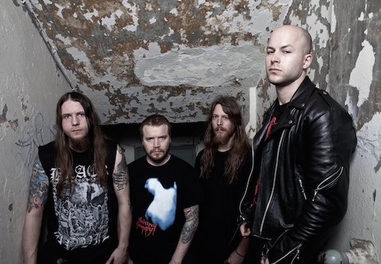 LORD MANTIS Video Premiere 'Possession Prayer'