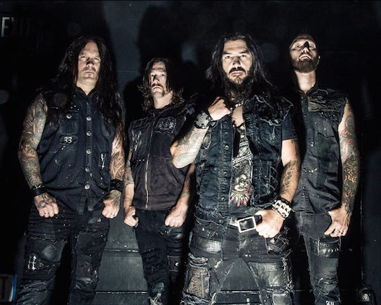 MACHINE HEAD Released Video Clip for 'Now We Die'