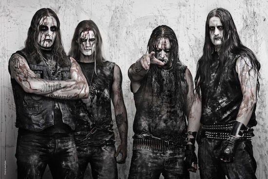 MARDUK Reveals Details of 'Frontschwein'; Streams 'Rope Of Regret'