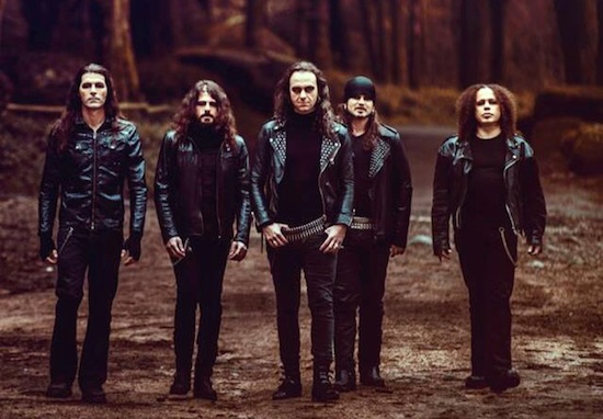 MOONSPELL Premiere New Video for 'Extinct'
