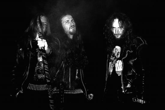 NECROWRETCH Released New Track 'The Bells Of Evil Schism'