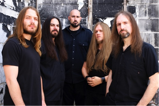 NOVEMBERS DOOM Unveil Lyric Video for 'Zephyr'