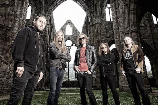 OPETH Launched Official Lyric Video for 'Sorceress'