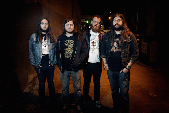PALLBEARER Unveil New Video for 'I Saw The End'