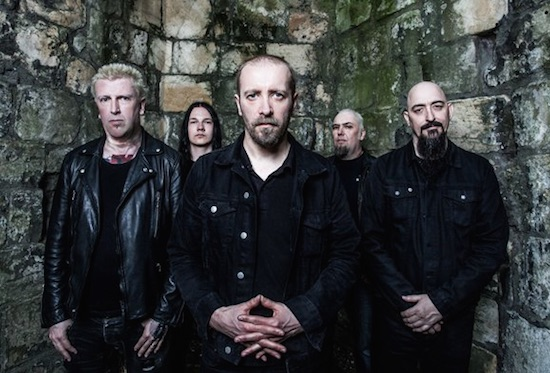 PARADISE LOST Debut Lyric Video for 'The Longest Winter'