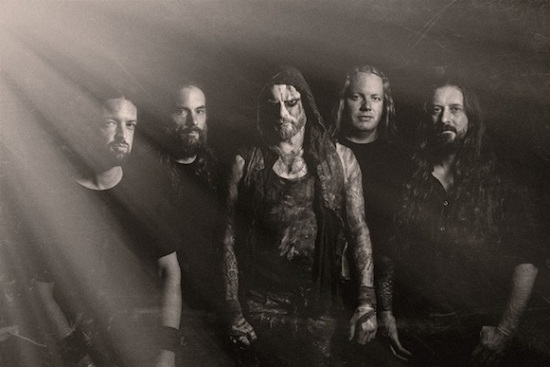 PRIMORDIAL Unveils New Video for 'Babel's Tower'