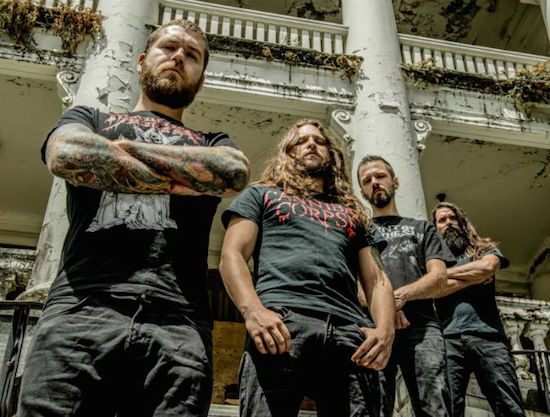 REVOCATION Debut Lyric Video for 'Monolithic Ignorance'