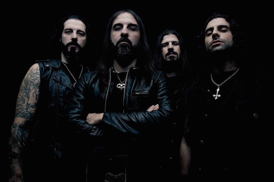 ROTTING CHRIST Revealed First Song 'Ἐλθὲ Κύριε-(Elthe Kyrie)'