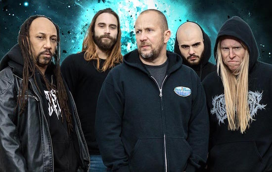 SUFFOCATION Unveil New Video for 'Your Last Breaths'