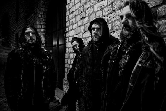 SVART CROWN Unleashed Lyric Video for 'Khimba Rites'