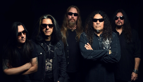 TESTAMENT Unveiled Lyric Video for 'Brotherhood Of The Snake'