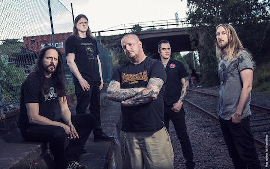 THE HAUNTED Launches Video for 'Brute Force'