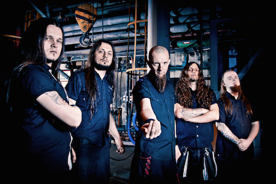 THY DISEASE Revealed Music Video for 'Global Technocratic Prison'
