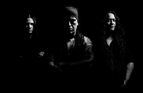 VALLENFYRE Premiere 'Kill All Your Masters' Video