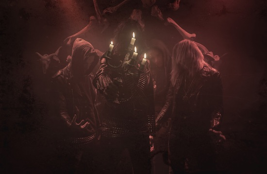 VAMPIRE Premieres New Video for 'The Fen'