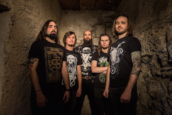 VOICE OF RUIN Premiere New Video for 'Blood Of Religions'