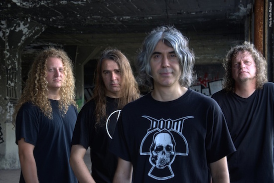 VOIVOD Present New Video 'Post Society'