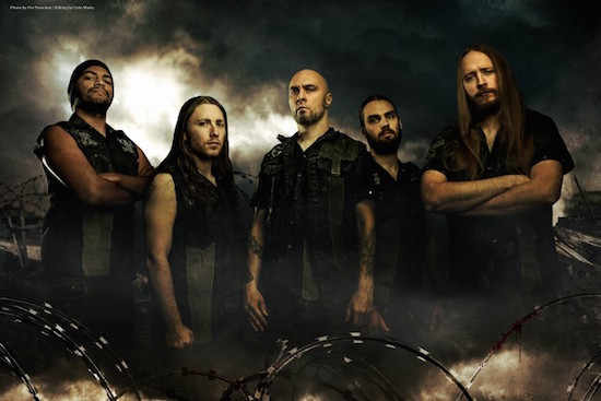 ABORTED Unleashed New Video 'Termination Redux'