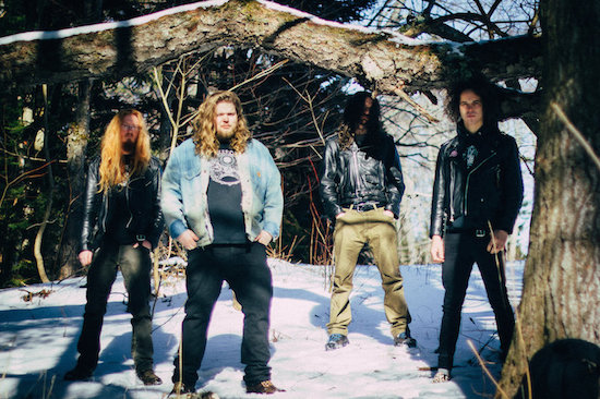 BARISHI Revealed Video for 'The Great Ennead'