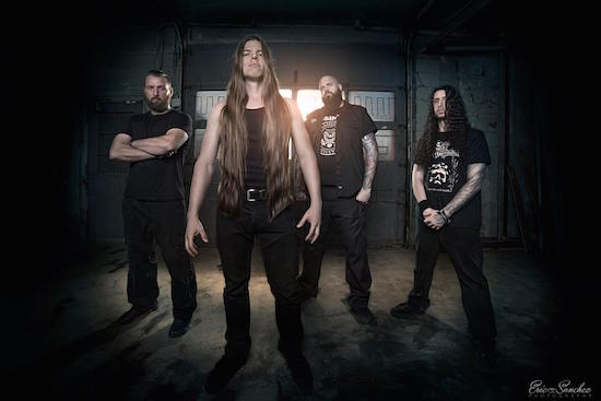 CRYPTOPSY Revealed Video to 'Detritus (The One They Kept)'