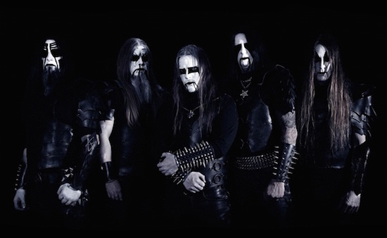 DARK FUNERAL Launch Video for 'Unchain My Soul'