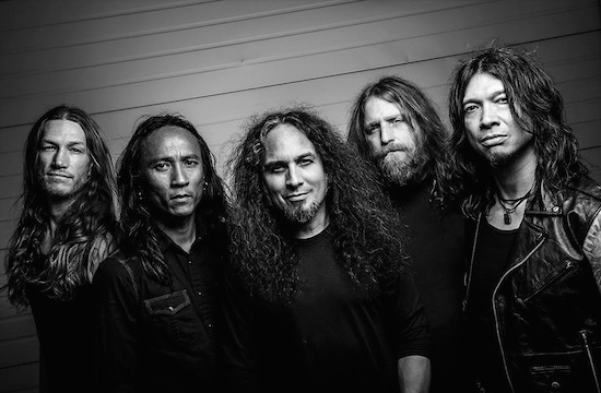 DEATH ANGEL Revealed Official Video 'Hatred United, United Hate'