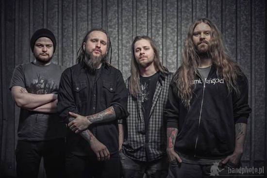 DECAPITATED Released Video for the Track 'Veins'