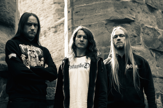 DESERTED FEAR Launched Video for 'Open Their Gates'