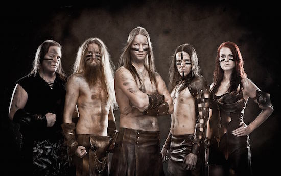 ENSIFERUM Unveils New Video for 'One Man Army'