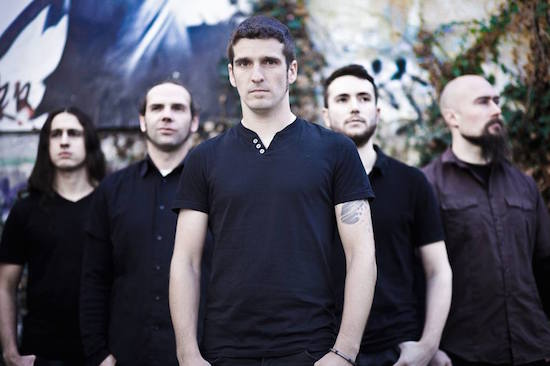 GOROD Premiere New Song 'Temple To The Art-God'