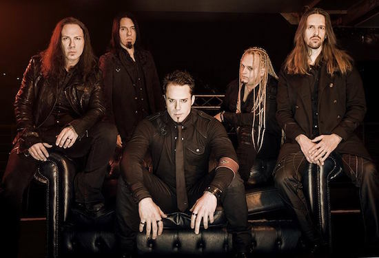 KAMELOT Released New Video 'Liar Liar (Wasteland Monarchy)'