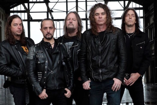OVERKILL Unleashed Official Lyric Video 'Mean Green Killing Machine'