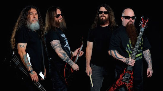 SLAYER Unleashed New Video for Title Track 'Repentless'
