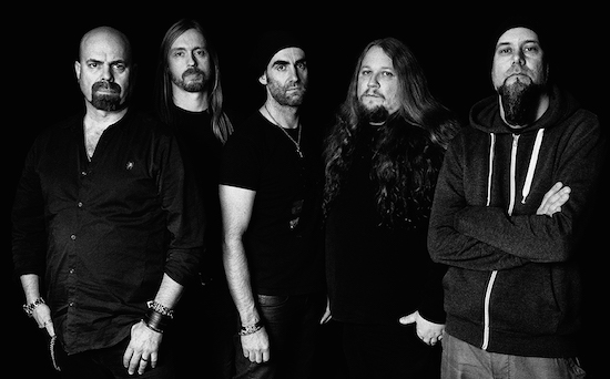 SORCERER Premiere Video for 'Prayers For A King'