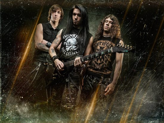 STARKILL Unleashed New Video 'Breaking the Madness'