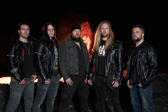 THE CROWN Launches Lyric Video for New Single 'Speed Kills'