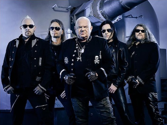 U.D.O. Premiere New Music Video for 'Decadent'